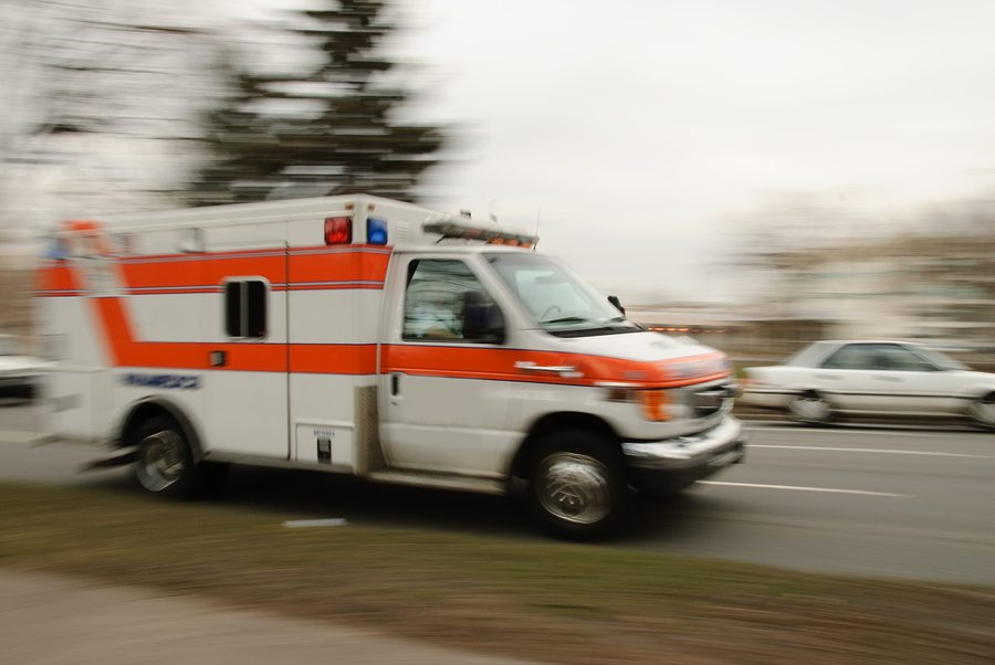 Ambulance 2 - New York Bicycle Accident Lawyers