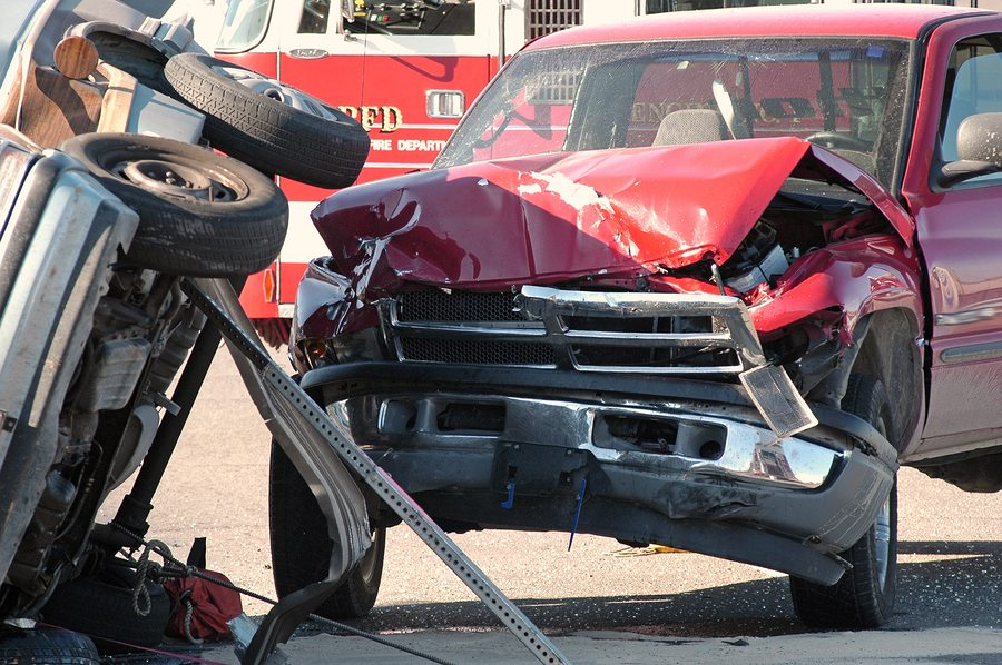 Car Collision - New York Rollover Accident Lawyers