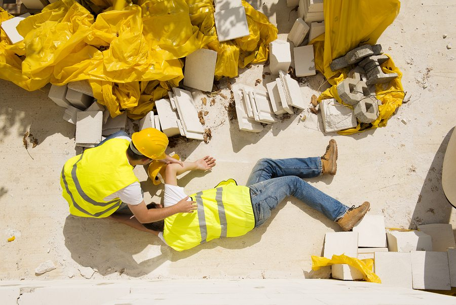 Construction Accident - New York City Falling Object Injury Lawyers