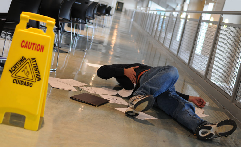 Slip and Fall 1024x625 - New York City Slip and Fall Injury Lawyers