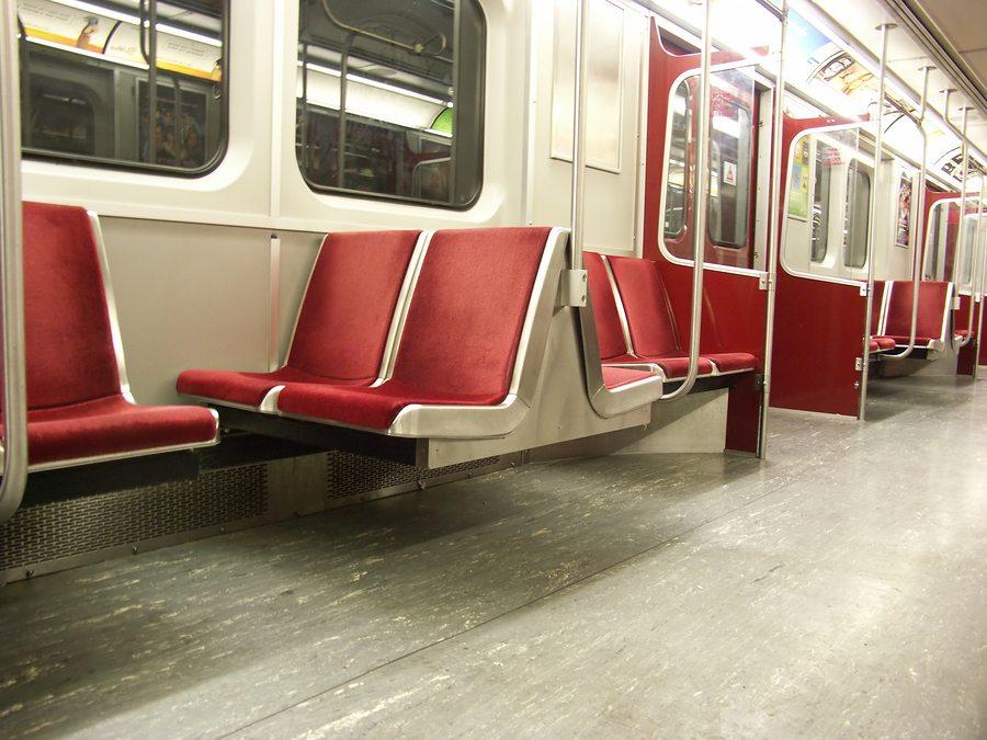 bigstock Subway Interior 149471 1 - New York Subway Injury Lawyer