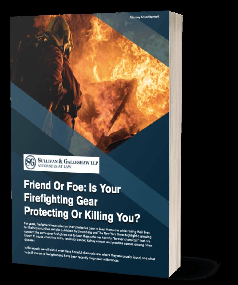 Firefighting Gear Injury E-Book